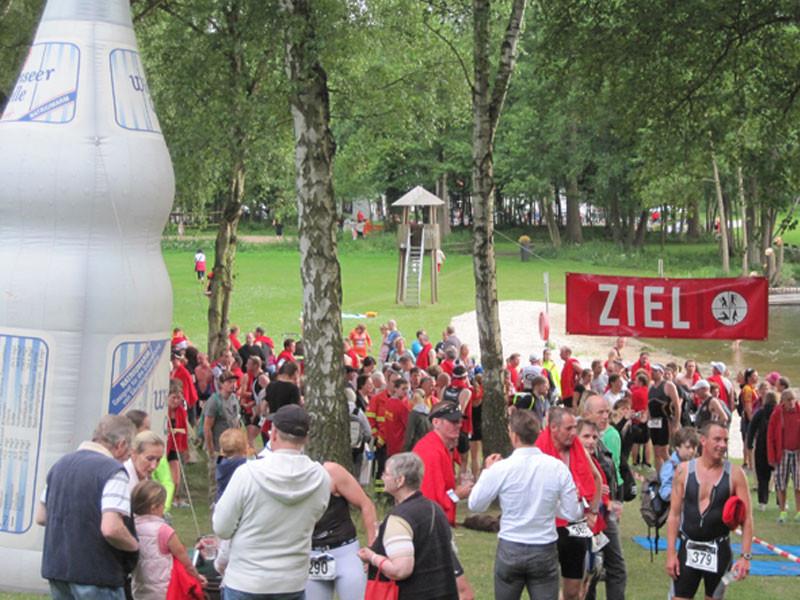 21.06.2012 Midsummer Triathlon Großensee/Trittau