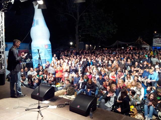 2012 Junge Bühne auf der Kieler Woche