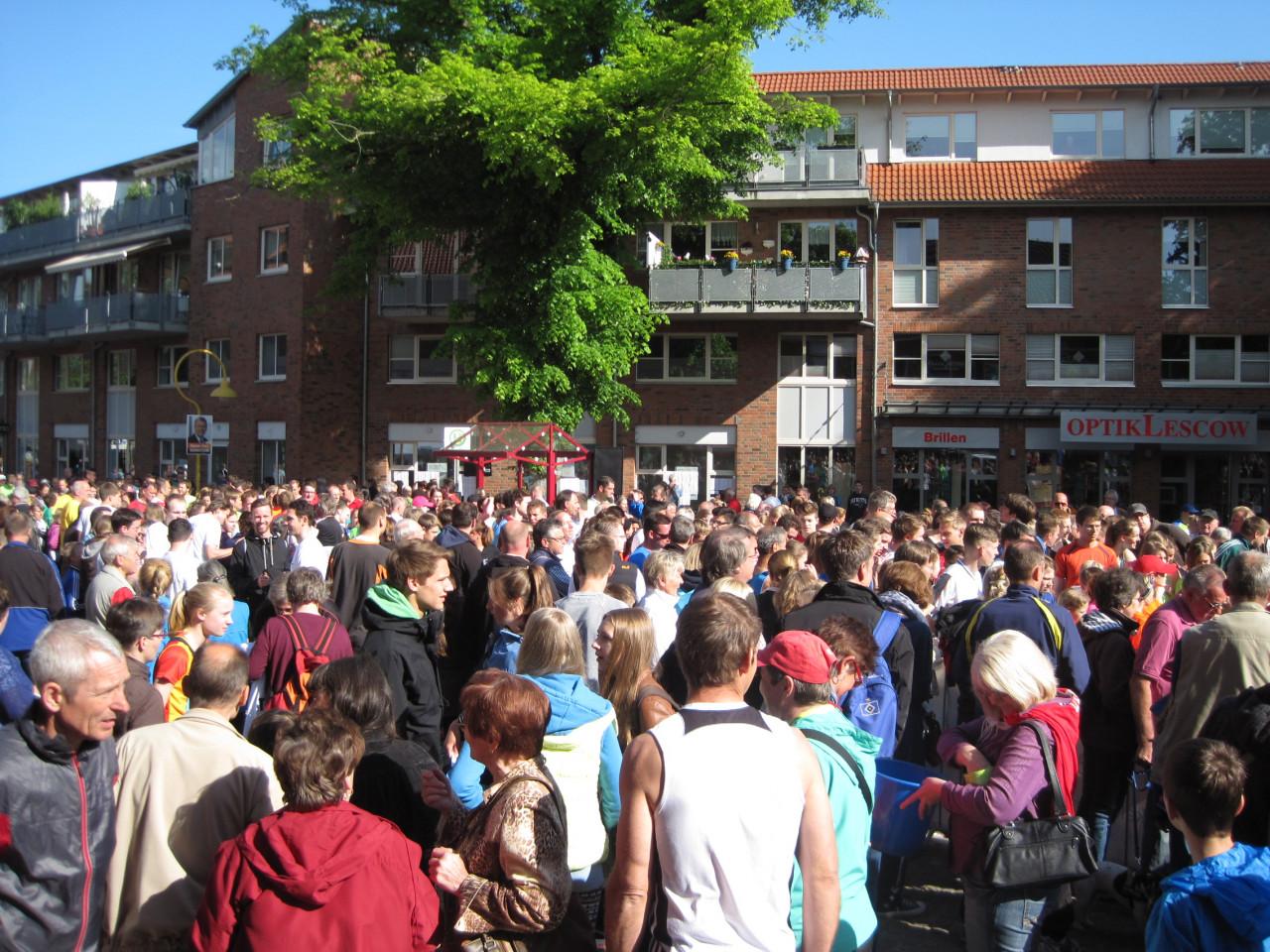 Stadtlauf Kaltenkirchen, 01.05.2014