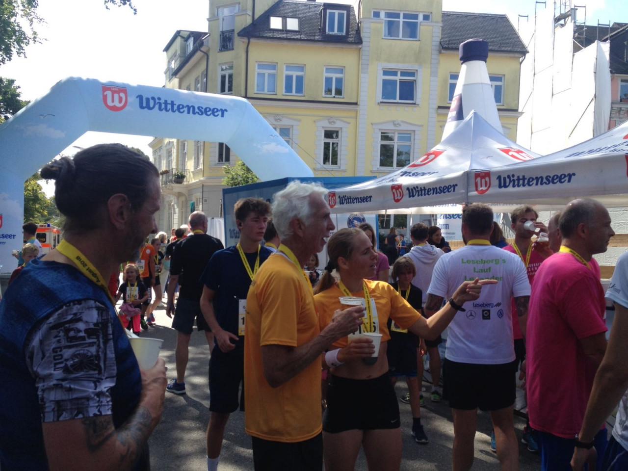 Blankeneser Heldenlauf, 26.08.2018