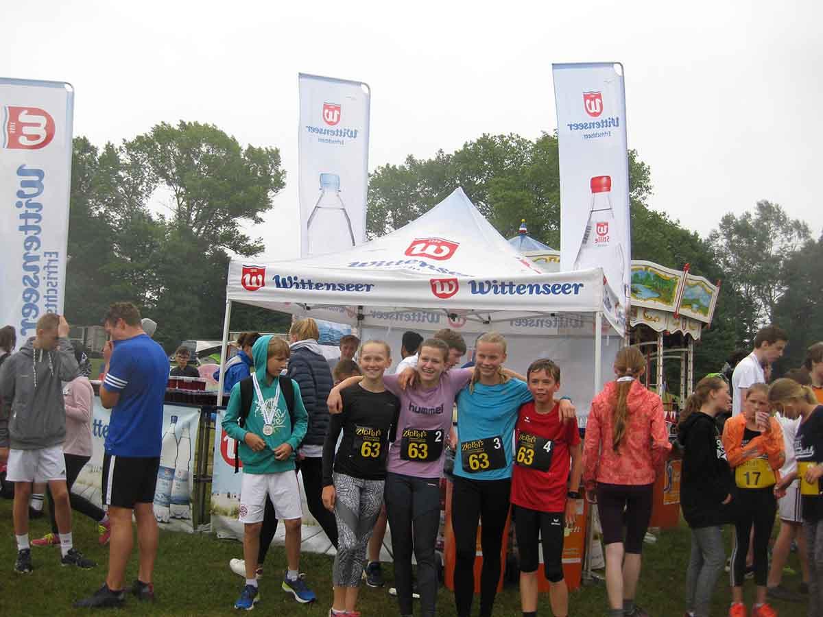 Kieler Woche Schülerlauf, 18.06.2018