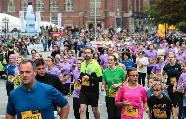 Kiel.Lauf – Halbmarathon & 10,5km-Volkslauf entlang der Förde