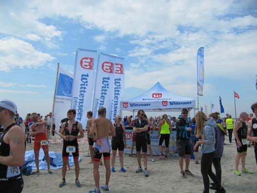 Gegen den Wind Triathlon 11.07.2015