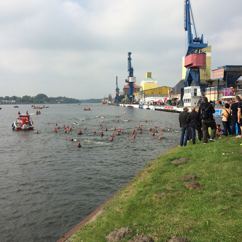 SH Netz Cup & Kanal Triathlon in Rendsburg 12.09.2015