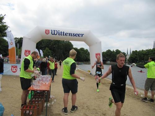 7 Türme Triathlon Lübeck 14.06.2015