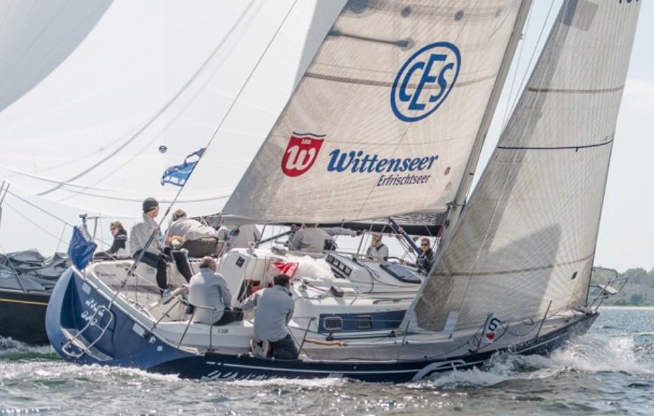 Wittenseer Quattro Sailingteam startet bei Internationaler Deutscher Meisterschaft im Seesegeln