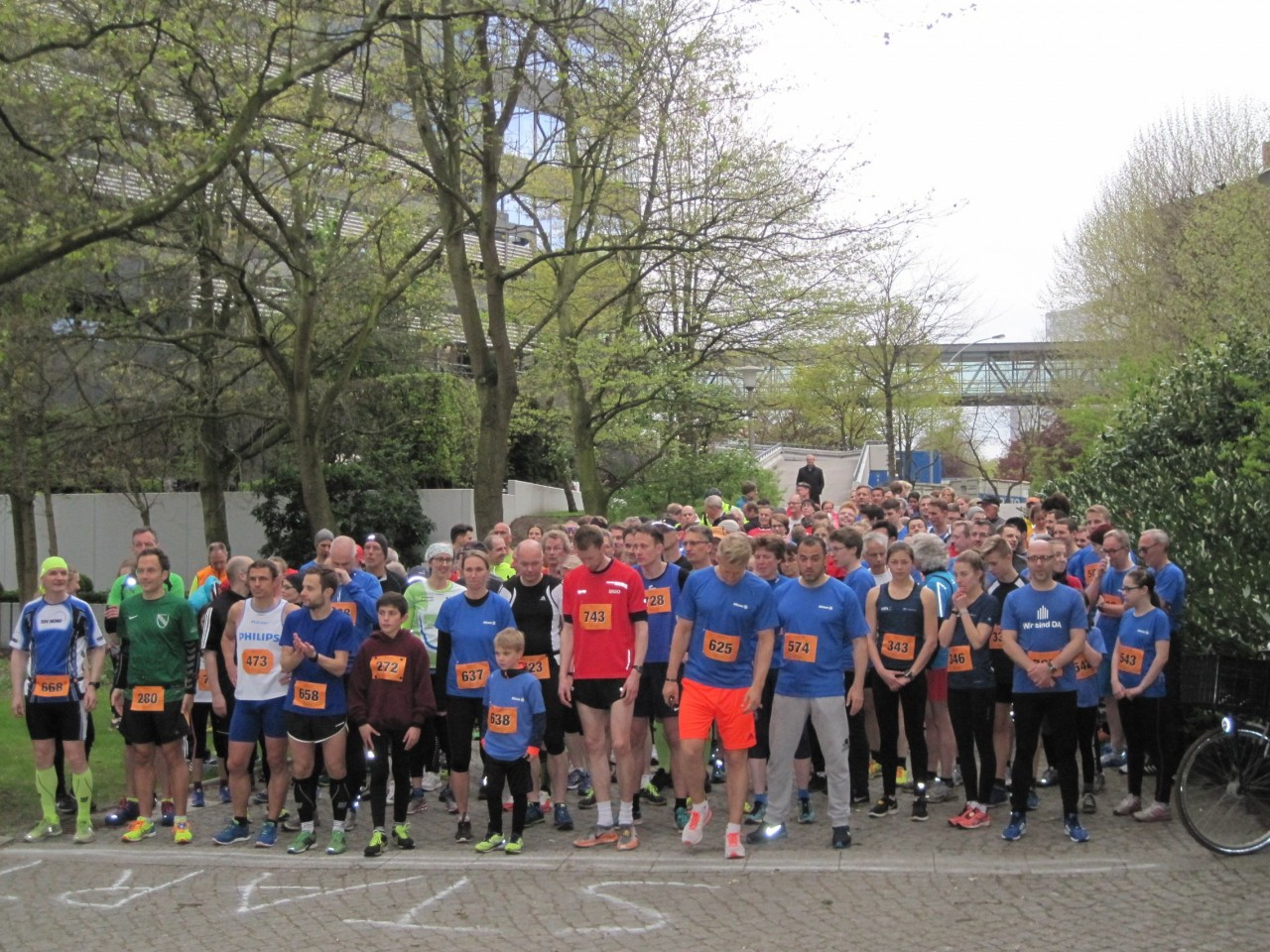 City Nord Lauf, 11.05.2017