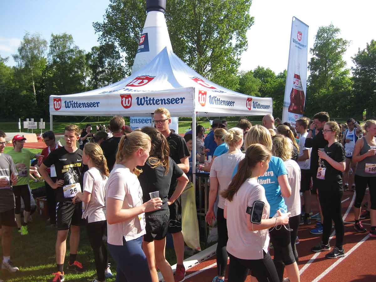 Campus Lauf Uni Kiel, 16.05.2018